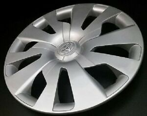 Genuine Original Toyota Yaris 2015 2016 Hubcap 15 Cover Oem 42602 0d300