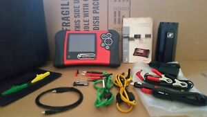 Snap On Vantage Pro Newest Version 17 4 2 Channel Scope Graphing Meter Eetm303