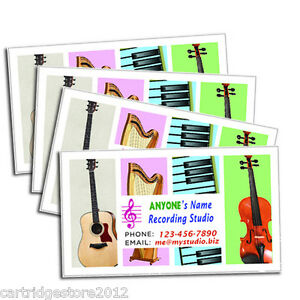 250 Magnetic Business Cards 17 30 Mil Removable in outdoor must Have Design