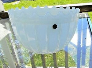 Light Fixture Chandelier Hanging Opaline Glass Antique 1 Of 3 Available