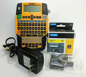 Dymo Rhino 4200 Industrial Label Thermal Printer With Labels