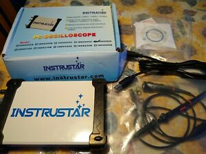 Instrustar Isds2062a Pc Based Usb Digital Oscilloscope12bit Adc 20mhz Bandwidth