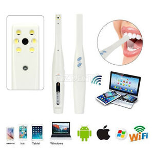 Wifi Dental Intraoral Camera Wireless 3 0 Mega Pixels Hd Clear Image Doctors
