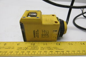 Banner Q45bb6dl Photoelectric Switch