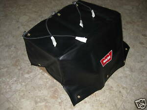 Warn 15639 Soft Winch Cover Tarp Nylon Vinyl 16 5ti M15000 M12000 M10000 Rain