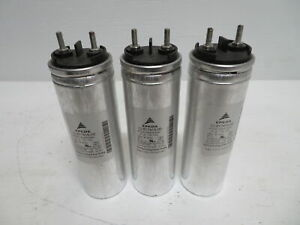 Lot Of 3 Epcos 12 817416 00 Capacitor B32361 s5926 a080 92 Uf 580v Urac 1090v
