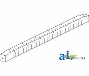 Channel Assembly Knife Support Fine Cut Ah158821