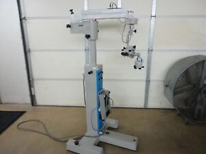 Carl Zeiss Opmi 6 s Microscope W Universal S3 Stand Built In Light Source Fs