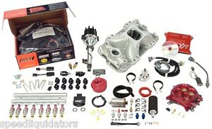 Fast Xfi Bbc Big Block Chevy 550hp Sequential Efi Fuel Injection Kit 3011454 05