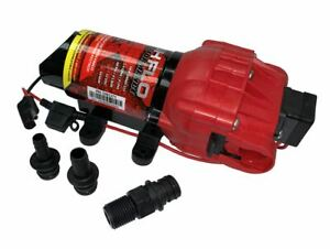 Fimco Hfp 24060 113 High flo High Performance 2 4 Gpm 60 Psi 12v Pump