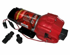 Fimco Hfp 45060 113 High flo High Performance 4 5 Gpm 60 Psi 12v Pump