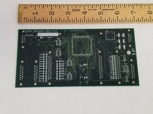 New Old Stock Eos Technologies Eost Encoder Splitter Prototyping Circuit Board