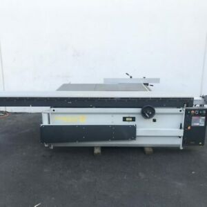 Robland Z320 10 Sliding Table Saw woodworking Machinery