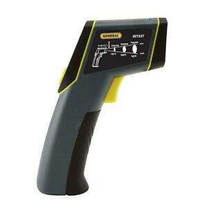 Laser Temperature Non Contact Infrared Thermometer 12 1 Spot Ratio Test Meter