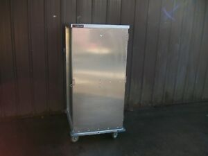 New Cres Cor Transport Food Catering Cabinet 3 4 Size Adjustable Racks