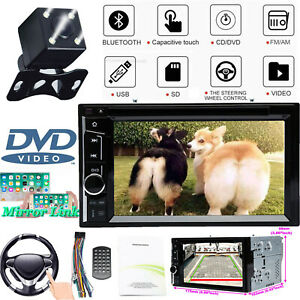 For Ford F 250 F 350 Super Duty Truck 2din Car Stereo Dvd Cd Radio Player