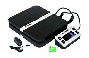 Accuteck Shippro Postal Scale Weigh Energy Saving Display Adapter Mailer Holder