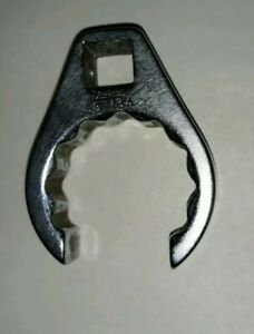 Snap On 1 Flare Nut Crowfoot Wrench S9713