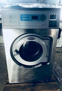 Coin card Operated W620cc Wascomat Washer Used