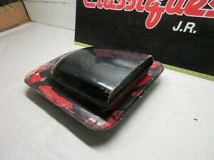 1974 Pontiac Gto Shaker Hood Scoop Original With Flapper Door