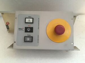 Melco Emt 10 4t Embroidery Systems Control Unit 010919