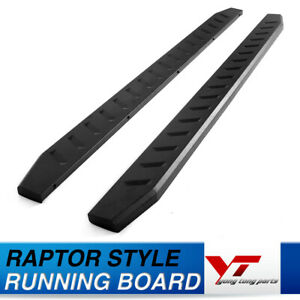 2005 2019 Toyota Tacoma Extended Cab Textured 5 Inch Mega Running Boards