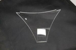 Case Of 10 Clear Acrylic Necklace Countertop Display 7 L X 6 W