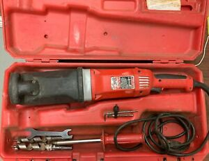Milwaukee 1 2 Super Hawg Right Angle Drill 1680 20 W Case Bits