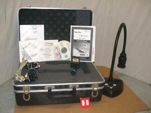 Video Flex Ken a vision Series 7000 Presentation Camera With Case Free S