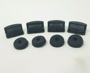 Chevrolet Chevy Truck Door Jamb Rubber Bumper Cushion Set Of 8 For 1936 1946