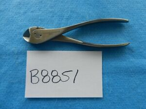 Codman Surgical Orthopedic 7in 17 8cm Wire Cutter 56 2510