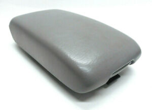 Toyota Camry Solara Center Console Arm Rest Lid Cover Top Pad Box Gray 02 08