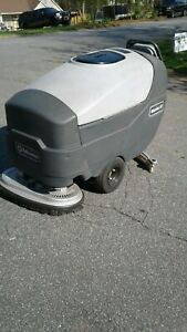 Nilfisk advance Warrior 28 St Walk Behind Floor Scrubber