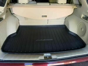 Trunk Cargo Cover Floor Tray Boot Liner Pad Mat Black For Acura Rdx 2013 2018