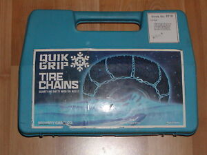 Truck Suv Snow Tire Chains Security Scc Qg2219 215 80 16 225 75 15 205 85 16