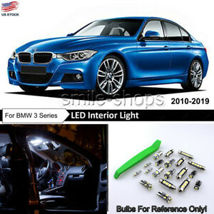 Error Free Bright White Interior Led Light Package For Bmw E90 E91 E92 3 Series