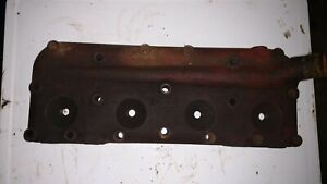Ford Tractor 8n Engine Head Front Dist Models