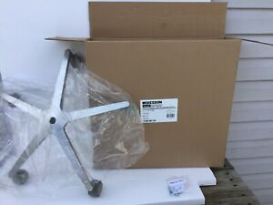 New Mckesson Instrument Mobile Iv base Stand stainless Steel 81 11350 2 Avl