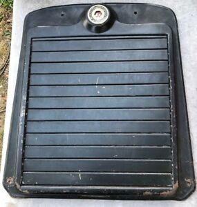 Packard Motor Car Co Emblem Pines Automatic Winterfront Grill