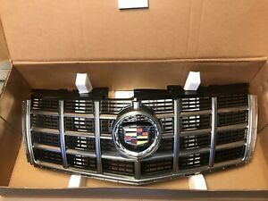 2012 2014 Cadillac Cts Chrome Sport Grille Oem