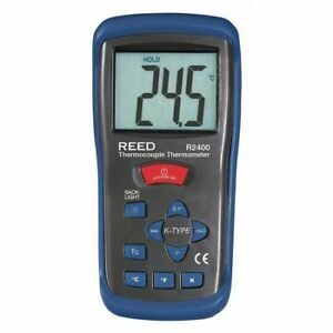Reed Instruments R2400 Thermocouple Thermometer type k