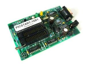 Picstart Pic16 17 Microcontroller Development System