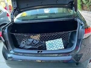 Trunk Envelope Style Organizer Cargo Net For Toyota Corolla 2000 2020 Brand New