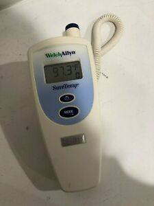 Welch Allyn Suretemp Model 678 Electronic Digital Battery powered Thermometer