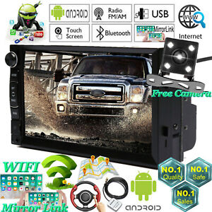 For Ford F 250 F 350 F 450 Superduty Android Car Stereo Radio Audio Gps W camera