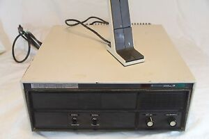 Motorola Syntor X Trunking 800mhz Base Station Tuf1071as 35 Watt Untested