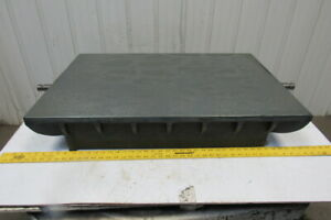 36 X 24 Cast Iron Webbed Lapping Calibration Hand Scraped Surface Plate