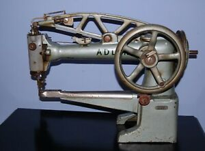 Adler Patching Machine 30 15 Leather Sewing