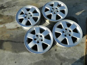 Toyota Factory Wheels Rims 15 15 Inch Set Of 4