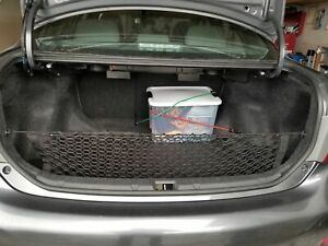Rear Trunk Envelope Style Mesh Cargo Net For Toyota Corolla 2000 2020 Brand New